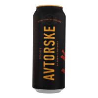 Пиво Перша Броварня Авторське стаут ж/б 0.5л х6