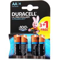 Батарейки Duracell Ultra Power AA LR6/MX1500 4шт х6