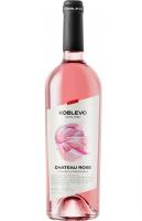 Вино Koblevo Chateau Rose н/солодке рожеве 0,75л х6