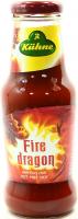 Соус Kuhne Gourmet Вогняний дракон 250мл