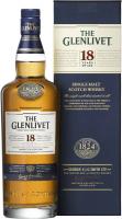 Віскі The Glenlivet 18 років 43% 0,7л (короб)