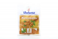 Льодяники Verbena женьшень 60г х10