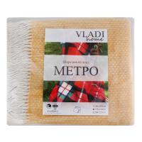 Плед Vladi Метро напіввовняний 170*210см