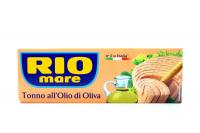 Тунець Rio mare в оливковій олії 3*80г х8