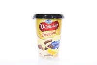 Десерт Lactel Дольче банан з шоколадом 3,4% 400г х12