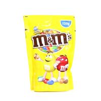 Драже M&M`s арахісом та молочним шоколадом 125г х12
