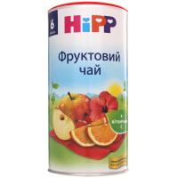 Чай Hipp фруктовий 200г х6