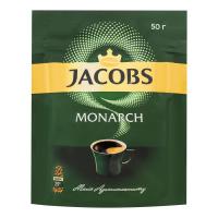 Кава Jacobs Monarch розчинна 50г х12