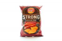 Чіпси Lays Strong  Запальні ковбаски 120г х20