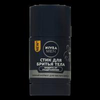 Засіб Nivea men стік д/гоління тіла 75мл х6