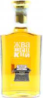 Коньяк України Жванецький 3* 40% 0,5л х6