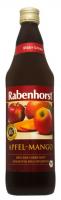 Сік Rabenhorst Яблуко та манго 0,75л x6