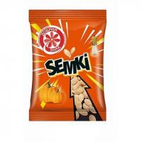 Насіння Semki гарбузове смажене солоне 80г
