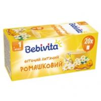Чай Bebivita Фіто ромашковий 20*1,5г