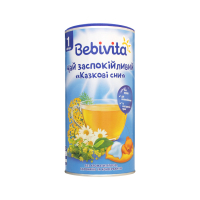 Чай Bebivita заспокійливий Казкові сни 200г