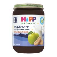Каша Hipp На Добраніч молочна з печивом с/б 190г