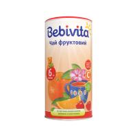 Чай Bebivita фруктовий розчинний 200г