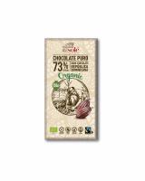 Шоколад Chocolates Sole темний 73% какао органічний  25 гр