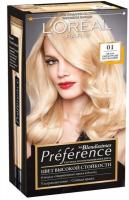 Фарба для волосся L`Oreal Recital Preference 01