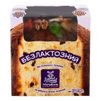 Хліб Мілльвіль Пасхальний Панеттоне делікато безлактозний 580г