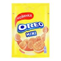 Печиво Oreo Mini Golden мак ванілі 100г