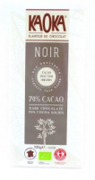 Шоколад Kaoka чорний 70% какао 100г