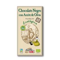Шоколад ChocolatesSole Negro Aceite de Oliva органіч.100г