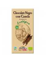 Шоколад Chocolate`s Sole Bio темний з корицею 100г