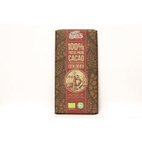 Шоколад Chocolate`s Sole Bio темний 100% 100г
