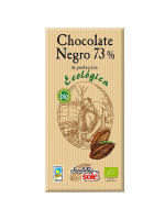 Шоколад органічний Chocolates Sole темний 73% 100 г