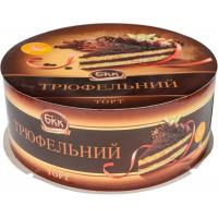 Торт БКК Трюфельний 0,85кг