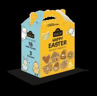 Набір печива Happy Easter цукрове 415г
