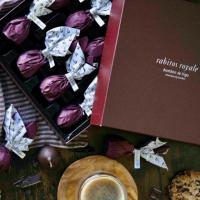 Цукерки Rabitos Royale Інжир у темному шоколаді 142г