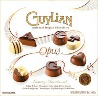 Цукерки GuyLian Onyc шоколадні 180г