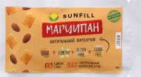 Батончик Sunfill марципан 40г х12