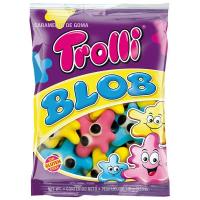 Цукерки Trolli Blob 100г х12