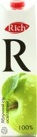 Сік Rich Яблучний 1л