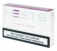 Стіки Heets для нагрівання тютюну Purple Wave