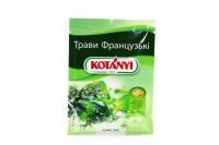 Приправа Kotanyi французькі трави 17г х25