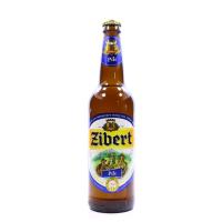 Пиво Zibert Pils світле 0,5л с/б х20