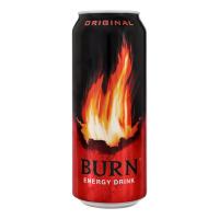 Напій Burn Original енергетичний с/г 500мл х6