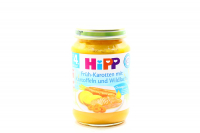 Пюре Hipp Морква та картопля з лососем 190г х6