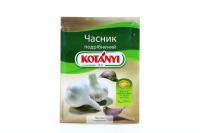 Приправа Kotanyi Часник гранульований 28г х60