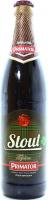 Пиво Primator Stout темне 0,5л