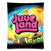 Вироби кондитерські АВК Сластики Juveland electro Frogs 85г
