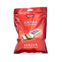 Цукерки MagNut Халва в шоколаді 180г х15