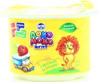 Йогурт Lactel Локо Моко з наповнювачем Яблуко та груша 1,5% 115г