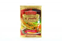 Приправа Maestro до риби 25г +15 овочів і пряностей 25г х50