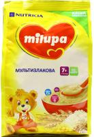 Каша Milupa Nutricia безмолочна суха мультизлакова 170г х9