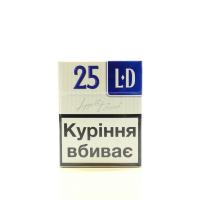Сигарети LD Blue 25шт